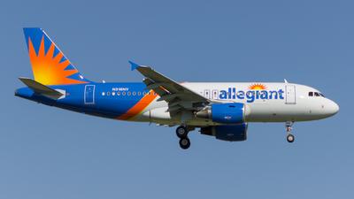 N316NV - Airbus A319-111 - Allegiant Air