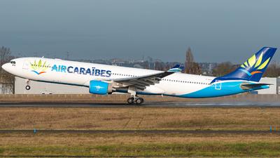 F-HPUJ - Airbus A330-323 - Air Caraïbes