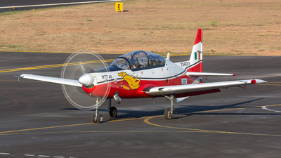 TSR001 - Hindustan Turbo Trainer HTT-40 - India - Air Force