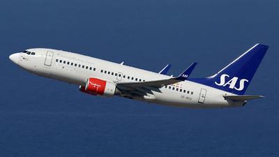 SE-REX - Boeing 737-76N - Scandinavian Airlines (SAS)