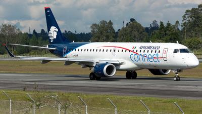 XA-GAR - Embraer 190-100IGW - Aeroméxico Connect