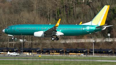 N1786B - Boeing 737-82R - Pegasus Airlines