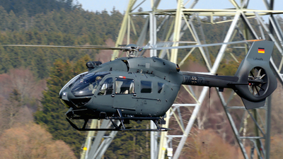 76-02 - Airbus Helicopters H145M - Germany - Air Force