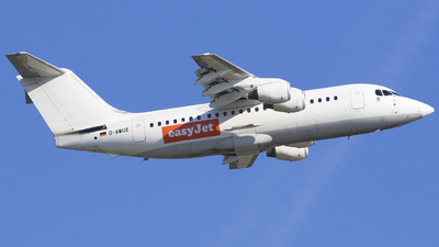 D-AWUE - British Aerospace BAe 146-200 - easyJet (WDL Aviation)