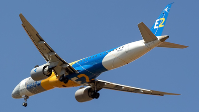 A picture of PRZIJ - Embraer E195E2 - Embraer - © MHR - BSB Spotter