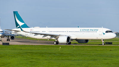 B-HPE - Airbus A321-251NX - Cathay Pacific Airways