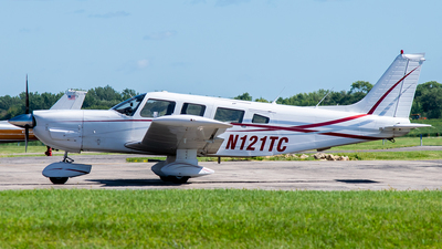 N121TC - Piper PA-32-300 Cherokee Six - Private