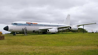 N88CH - Convair CV-880 - Private