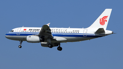 B-6032 - Airbus A319-132 - Air China