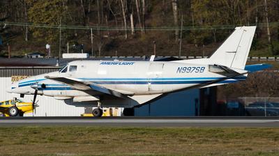 N997SB - Beech C99 Airliner - Ameriflight