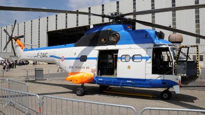 1184 - Aérospatiale SA 330B Puma - France - Centre d'Essais en Vol