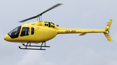 OO-JRX - Bell 505 Jet Ranger X - Private