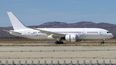 N887BA - Boeing 787-8 Dreamliner - PrivatAir