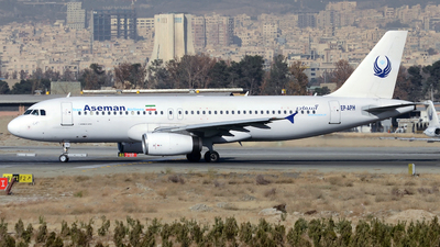 A picture of EPAPH - Airbus A320231 - Iran Aseman Airlines - © Mehrad Watson - AirTeamImages