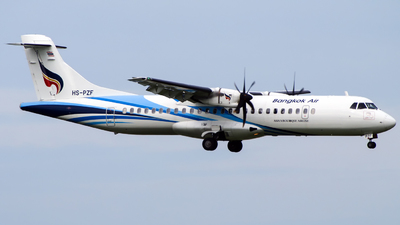 HS-PZF - ATR 72-212A(600) - Bangkok Airways