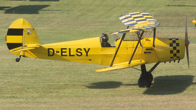 D-ELSY - Stampe and Vertongen SV-4C - Private