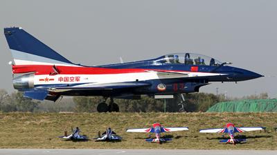 07 - Chengdu J10SY - China - Air Force