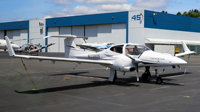 N238US - Diamond DA-42 Twin Star - Private