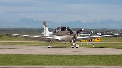 C-FEDU - Cirrus SR22-GTSx G3 Turbo - Private