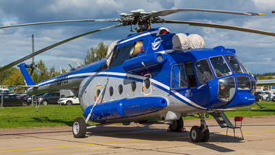 95189 - Mil Mi-8AMT Hip - Russia - Gromov Flight Research Institute