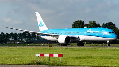 PH-BHC - Boeing 787-9 Dreamliner - KLM Royal Dutch Airlines