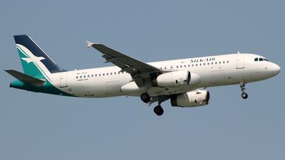 9V-SLD - Airbus A320-232 - SilkAir