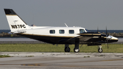 A picture of N97PC - Piper PA31T Cheyenne - [31T8020034] - © Jeremy D. Dando
