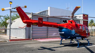 N911AK - MBB Bo105CB - Aviane Air Ambulance