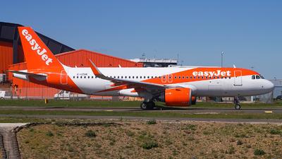 G-UZHK - Airbus A320-251N - easyJet
