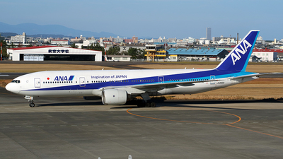 JA8969 - Boeing 777-281 - All Nippon Airways (ANA)