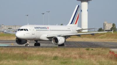 F-GRXA - Airbus A319-111 - Air France