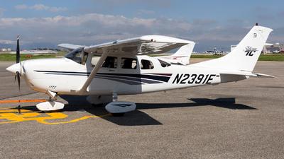 A picture of N2391E - Cessna T206H Turbo Stationair - [T20608115] - © HA-KLS