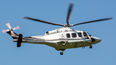 OE-XGD - Agusta-Westland AW-139 - Private