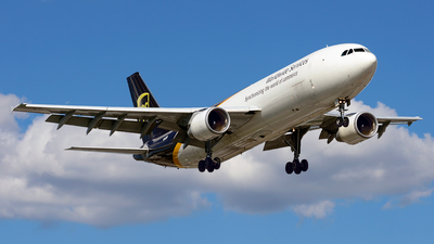 N165UP - Airbus A300F4-622R - United Parcel Service (UPS)