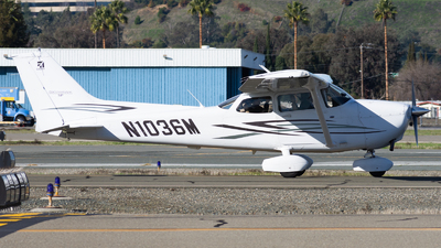 N1036M - Cessna 172S Skyhawk SP - Private