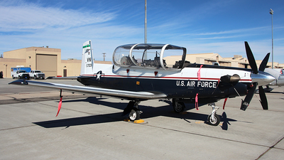 04-3723 - Raytheon T-6A Texan II - United States - US Air Force (USAF)