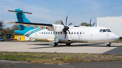 2-GJSB - ATR 42-500 - Flair Aviation