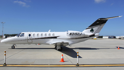 A picture of N315CJ - Cessna 525B CitationJet CJ3 - [525B0315] - © Orlando Suarez