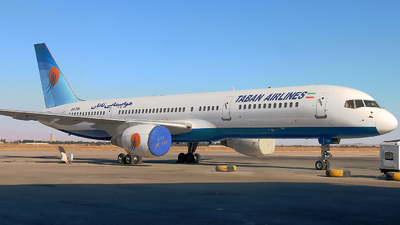 A picture of EPTBI - Boeing 7572Q8 - Taban Airlines - © Nariman Minusepehr