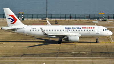 B-1029 - Airbus A320-214 - China Eastern Airlines