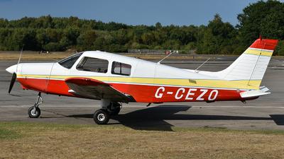 G-CEZO - Piper PA-28-161 Cadet - Private