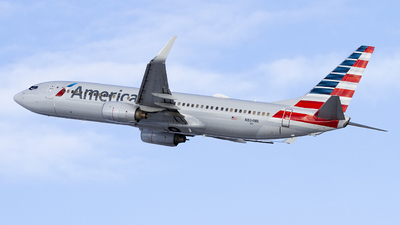 A picture of N804NN - Boeing 737823 - American Airlines - © Jeremy D. Dando