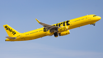 A picture of N669NK - Airbus A321231 - Spirit Airlines - © Jack Jarzynka