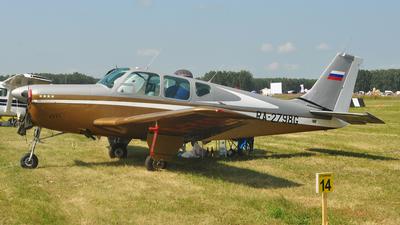 RA-2798G - Beechcraft E33 Bonanza - Private