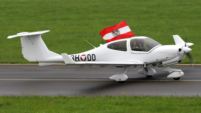 3H-DD - Diamond DA-40NG Diamond Star - Austria - Air Force