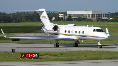 N702GH - Gulfstream G-IV(SP) - Private