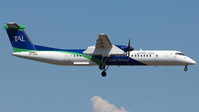 A picture of 7TVCN - De Havilland Canada Dash 8400 - Tassili Airlines - © Marcello Galzignato
