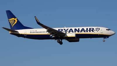 EI-FTG - Boeing 737-8AS - Ryanair