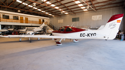 EC-KYG - Cirrus SR22-GTSx G3 Turbo - Private