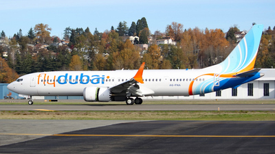 A picture of A6FNA - Boeing 737 MAX 9 - FlyDubai - © Joe G. Walker